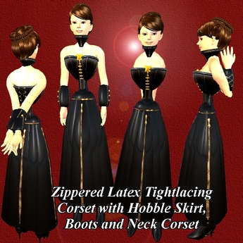 Zippered Latex