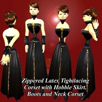 Zippered Latex